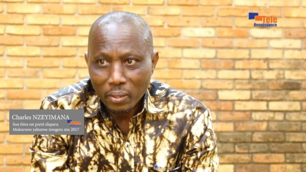 Charles Nzeyimana